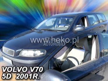 Bocni vetrobrani za Volvo 240, 244, 245 ...