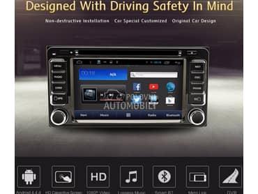 Multimedija, android za Toyota 4Runner, Corolla, Corolla Verso ...